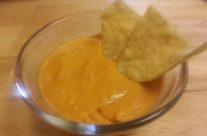 Junk Food Swaps: Cheesy Dip (Whole Food & Vegan)