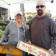 Volunteer and Take Home Free Seedlings!